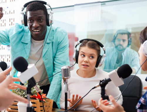 why the next podcast guest speaker should be you